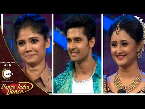 Television Actors Dances With DID Lil...