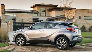 2018 Toyota CH-R | ALL-NEW Toyota CH-R 2018 (Toyota CHR XLE Premium)