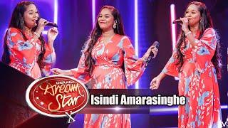 Isindi Amarasinghe | Haye kauda Ma Math Kalemi (හායේ කවුද මා මත් කලෙමි ) | Dream Star Season 10 Thumbnail