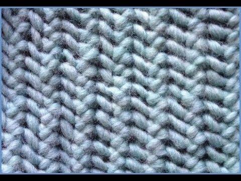 Purse Stitch Lace Knitting Simple Lace Youtube