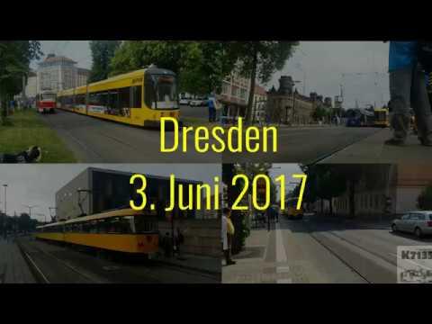 Dresden 3. Juni 2017 Teil 4 - Betriebshof Trachenberge