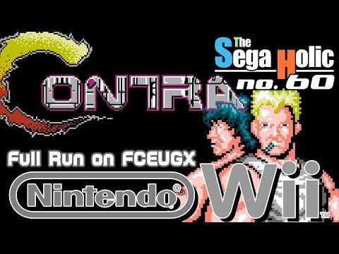 Contra ( NES ) Full Run ( No Deaths ) on Wii FCE Ultra GX [ep. 60]