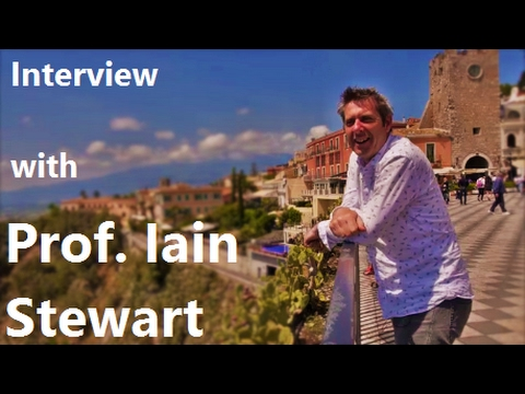 Interview with Professor Iain Stewart (Extended)
