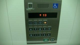 【再撮影】長崎大学病院のエレベーター