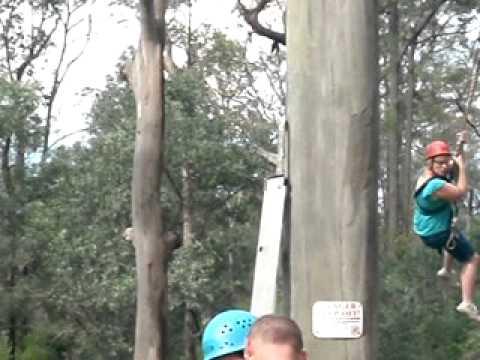 Camp Yarramundi Giant Swing Youtube