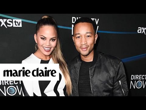 John Legend Gushes About Chrissy Teigen | Marie Claire