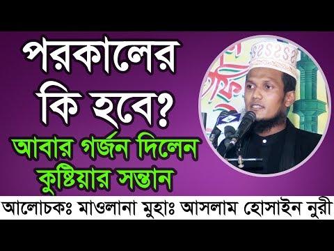 Bangla Waz Maulana Mohammad Aslam Hossain Noori