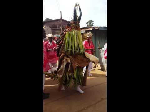 Ajaniokay Hunting Society Freetown Sierra Leone