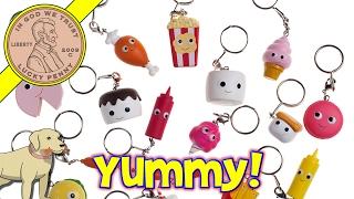 Yummy World Vinyl Keychain Series Toys - Visit Sprinkle Tree!