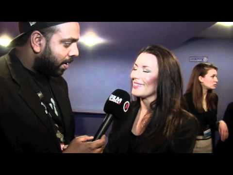 KATE MAGOWAN  FOR iFILM LONDON  OUTSIDE BET UK PREMIERE