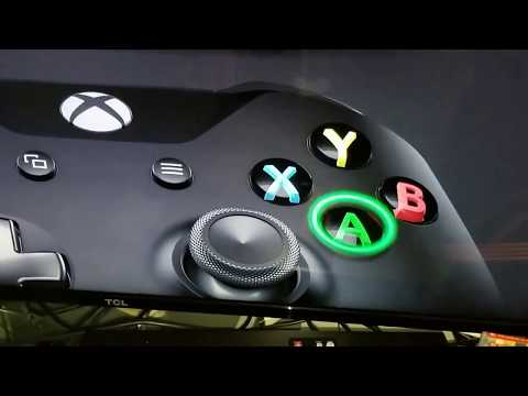 X BOX ONE X : PROJECT SCORPIO Edition: First Time Boot Up Setup