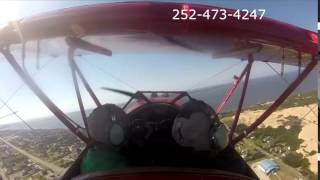 Outer Banks Biplane Air Tour with Fred and Kelly Thumbnail