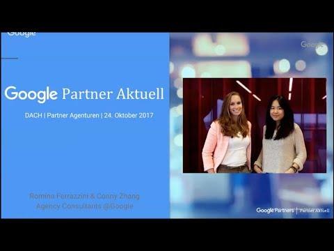 Google Partner Aktuell -  Branding & YouTube Special (24.10.2017)