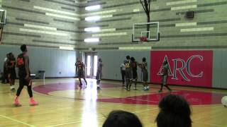 Columbia College Men's Basketball highlights 2015 Juco Showcase
