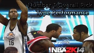 NBA 2K14 MyCAREER   How To Get Drafted #1 Overall in your Rookie Showcase