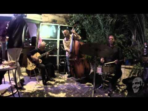 Ofer Ganor - Eyal Ganor - Shay Zelman trio   Live at Samuca!