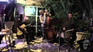 Ofer Ganor - Eyal Ganor - Shay Zelman trio | Live at Samuca!