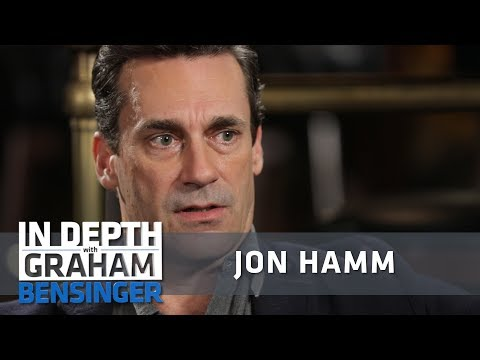 Jon Hamm: Mindset of an actor