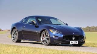 Maserati GranTurismo S 4.7 MC Shift review evo diary