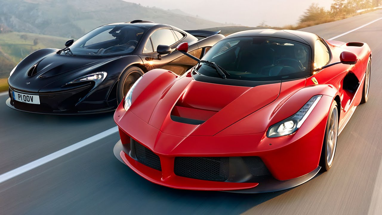 Awesome New Sports Cars