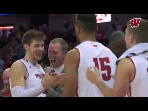 Jon Arias - Ethan Happ records a TRIPLE DOUBLE