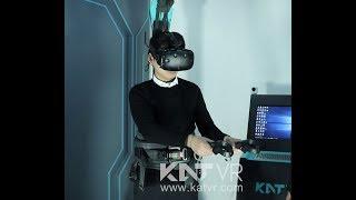 The KAT Walk Experience, An Omni-directional Treadmill Walking Tutorial.