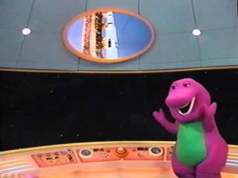 Barney In Outer Space (1998 Version) Part 2