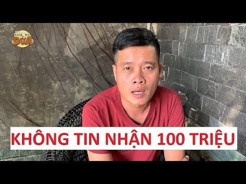 Khương Dừa Không Tin được Hỗ Trợ 100 Triệu Giúp Thí Sinh Hát Mãi Ước Mơ Chữa Mắt