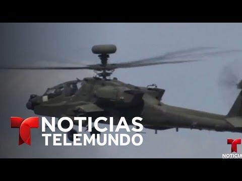 Así se prepara EEUU ante un posible ataque de Corea del Norte | Noticias | Noticias Telemundo