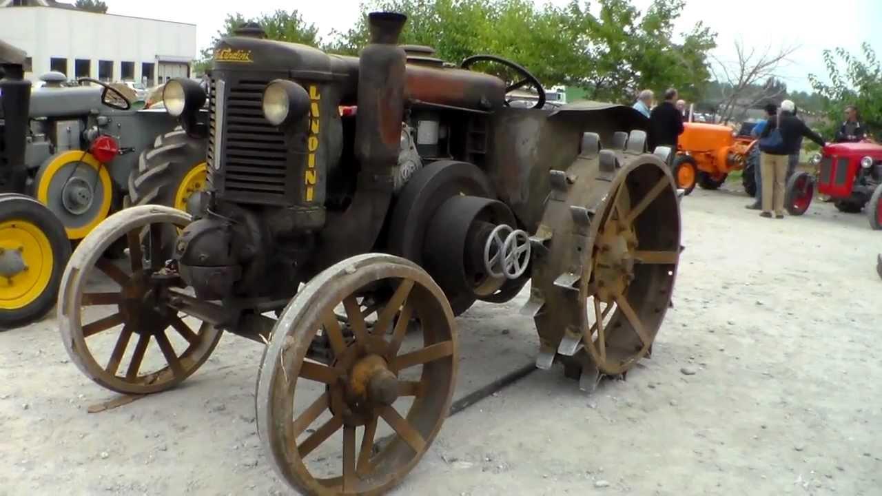Trattori d 39 epoca fiera di caraglio 23 9 2012 youtube for Piani di fattoria d epoca