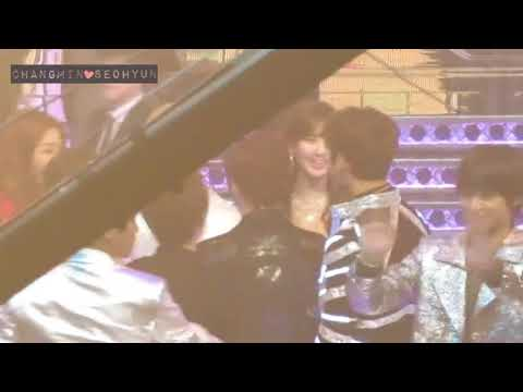 Changmin & Seohyun Couple