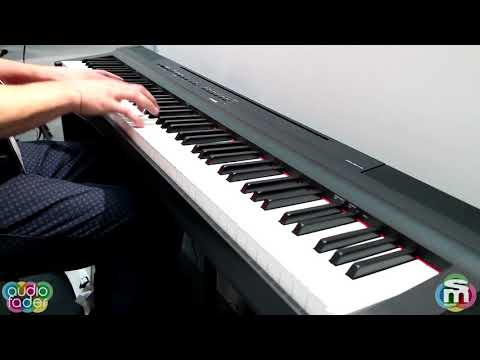 Yamaha P-125 - Musikmesse 2018 - First Steps with Stefano Airoldi #1