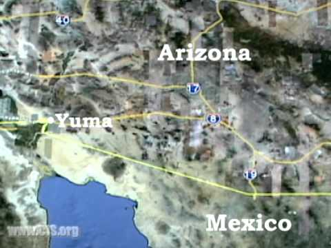 Hidden Cameras on the Arizona Border 3: A Day in the Life of a Drug Smuggler