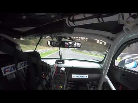 2016 Porsche 911 GT3 R Nürburgring onboard