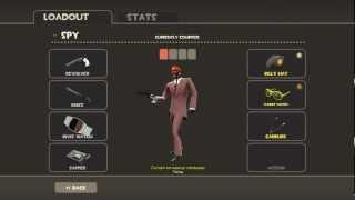 TF2: Bill's Hat Halloween Spell (glitch)