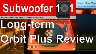 Rediscovering Vinyl: U-Turn Orbit Plus Turntable Long-term Review