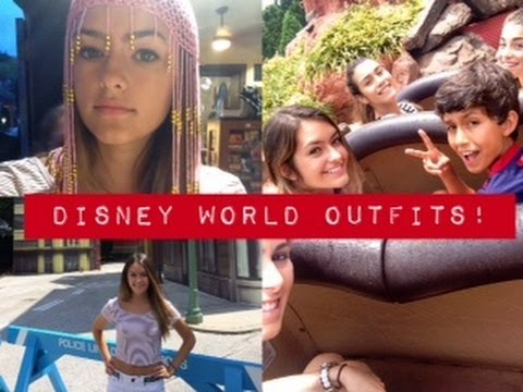 1e8150626cf2 What I Wore to Disney World! - YouTube