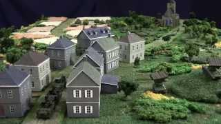 Flames of War Tutorial Part 9: Artillery Part 1
