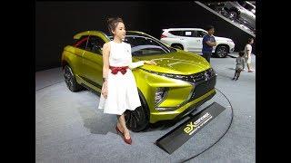 New 2018 Concept Electric Crossover Mitsubishi EX 2019