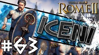 Total War: Rome II: Iceni Campaign #63 ~ CIVIL WAR!!!