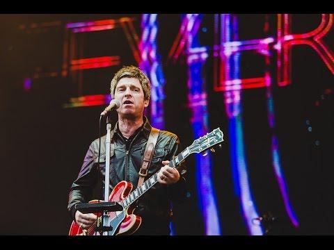 Noel Gallagher's High Flying Birds - Lollapalooza Brasil 2016 (Show Completo em HD)