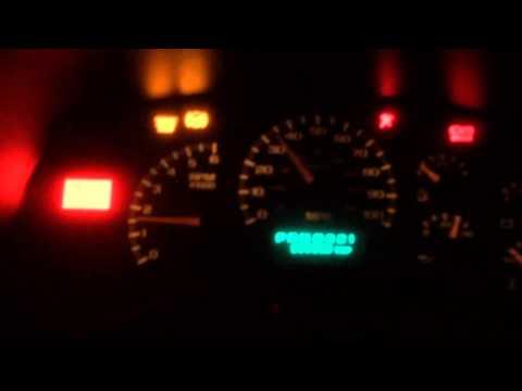 Gmc Sierra Dash Issue