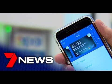 Credit Card Usage Benefits Now Available For Sydney Public Transport Users | 7NEWS