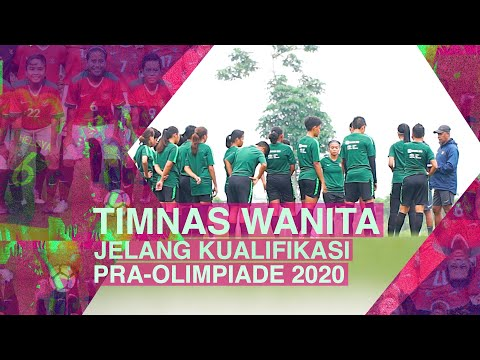 HIGHLIGHTS: Timnas Wanita Fokus Hadapi Putaran Kedua Kualifikasi Pra-Olimpiade 2020