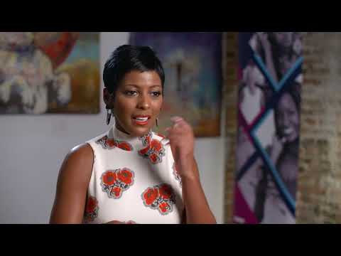 Tamron Hall talks about the Black Women's Health Imperative and what it means to Black Women
