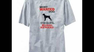 T-shirt German Wirehaired Pointer