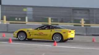 2012 ZR1 Corvette Exhaust Sound @ High RPM