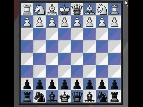 Simul Game vs GM Larry Christiansen 3x Us Chess Champ (B Advance French)