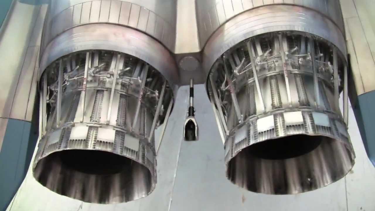 Inside a turbine RC Jet - Jet World Masters 2011