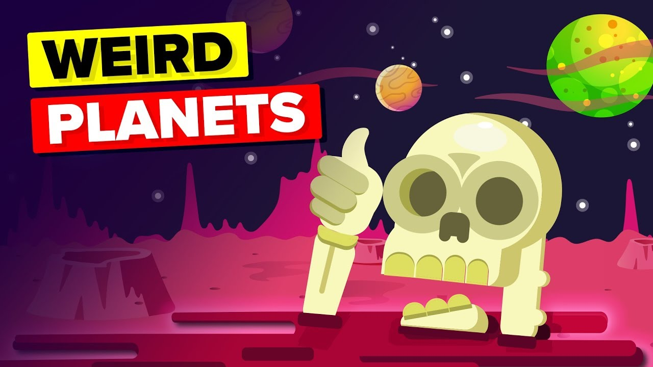 Download Most Extreme Planets In The Galaxy